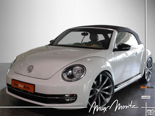 verkauft vw beetle beetle cabrio 2 0 t gebraucht 2015. Black Bedroom Furniture Sets. Home Design Ideas