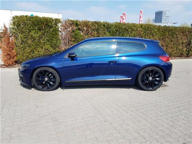 verkauft vw scirocco 2 0 tsi gebraucht 2008 km. Black Bedroom Furniture Sets. Home Design Ideas