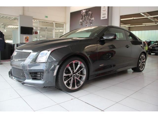 Verkauft Cadillac Ats V Coupe 3 6 V6 Gebraucht 2017 400 Km In