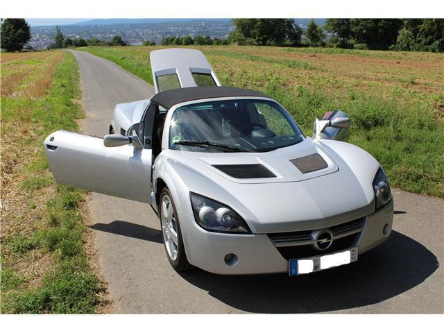 verkauft opel speedster 2 2 gebraucht 2001 km in wiesbaden. Black Bedroom Furniture Sets. Home Design Ideas