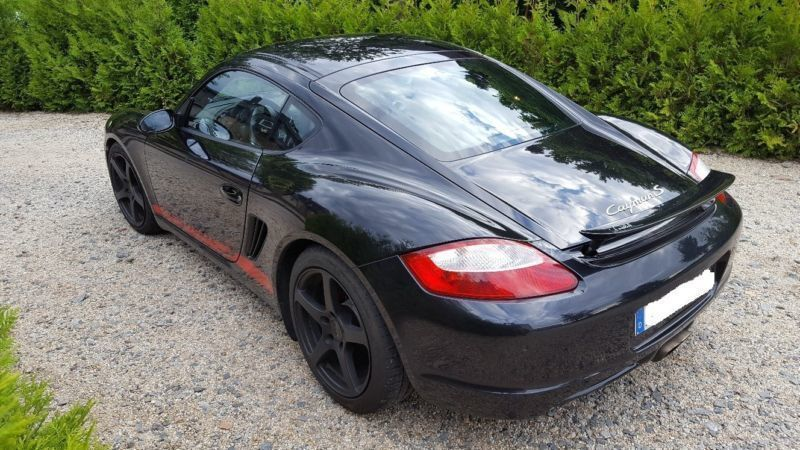 verkauft porsche cayman s gebraucht 2007 km in oberlungwitz. Black Bedroom Furniture Sets. Home Design Ideas