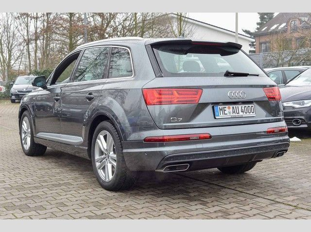 verkauft audi q7 3 0 tdi quattro tiptr gebraucht 2016 km in hilden. Black Bedroom Furniture Sets. Home Design Ideas