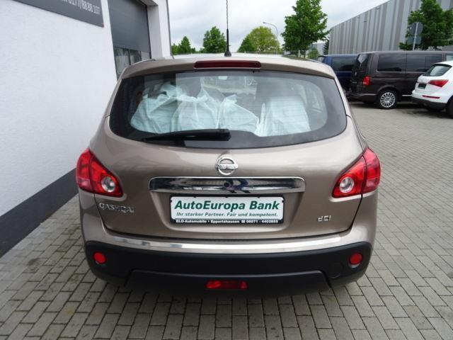verkauft nissan qashqai tekna 4x4 navi gebraucht 2008 km in eppertshausen. Black Bedroom Furniture Sets. Home Design Ideas