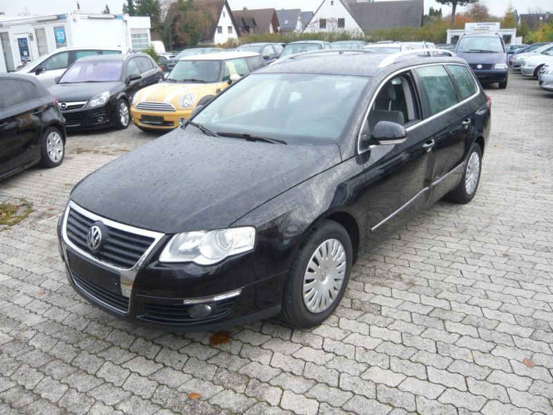 verkauft vw passat variant comfortline gebraucht 2006 km in garching. Black Bedroom Furniture Sets. Home Design Ideas