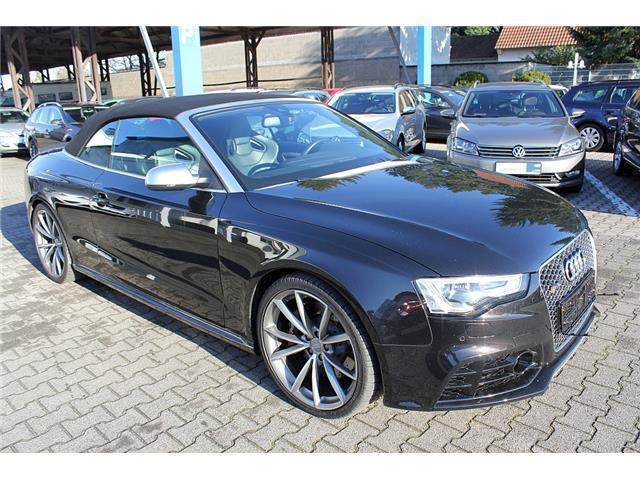 verkauft audi rs5 cabriolet gebraucht 2014 km in bochum. Black Bedroom Furniture Sets. Home Design Ideas