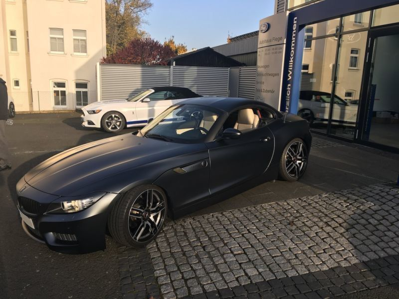 verkauft bmw z4 z4sdrive 23i gebraucht 2011 km in hofgeismar. Black Bedroom Furniture Sets. Home Design Ideas