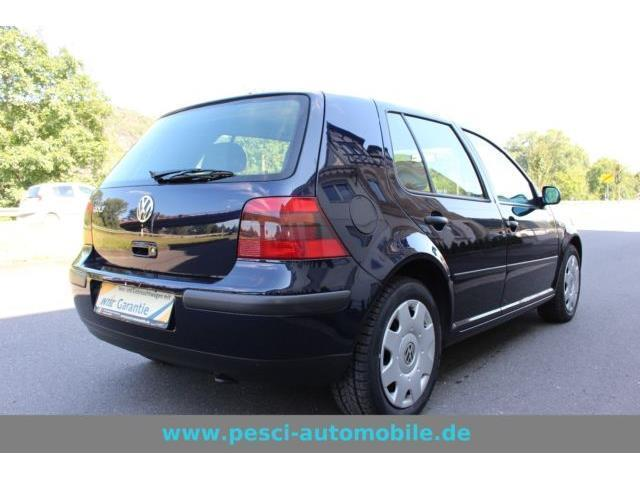 verkauft vw golf iv comfortline hu au gebraucht 1998. Black Bedroom Furniture Sets. Home Design Ideas