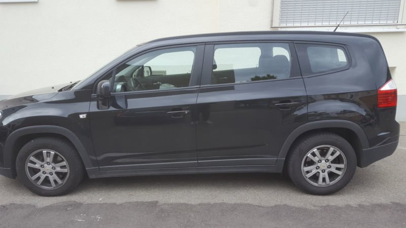 verkauft chevrolet orlando 2 0 td lt gebraucht 2012 km in albstadt. Black Bedroom Furniture Sets. Home Design Ideas