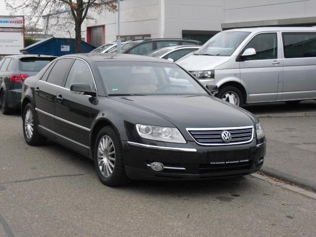 verkauft vw phaeton 3 0 v6 tdi dpf 4mo gebraucht 2008 km in bad friedrichshall. Black Bedroom Furniture Sets. Home Design Ideas