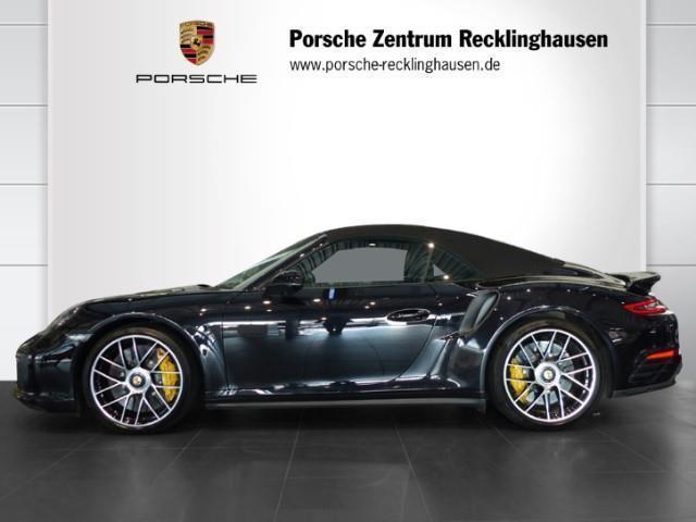 verkauft porsche 911 turbo s cabriolet gebraucht 2016 km in recklinghausen. Black Bedroom Furniture Sets. Home Design Ideas