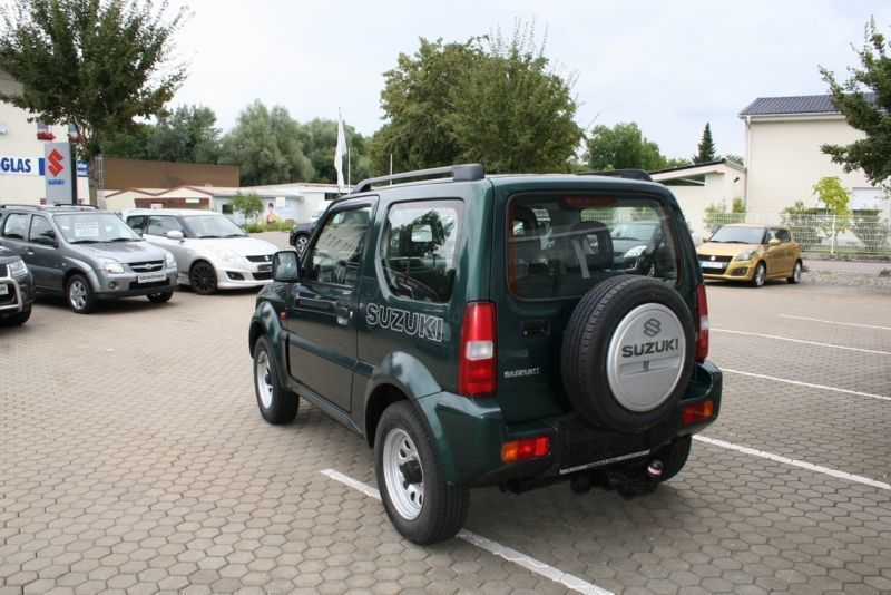 verkauft suzuki jimny suv allrad gebraucht 2003 km in bitburg. Black Bedroom Furniture Sets. Home Design Ideas