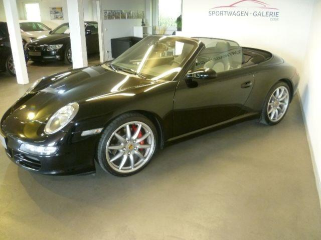 verkauft porsche 911 carrera s cabriol gebraucht 2008. Black Bedroom Furniture Sets. Home Design Ideas