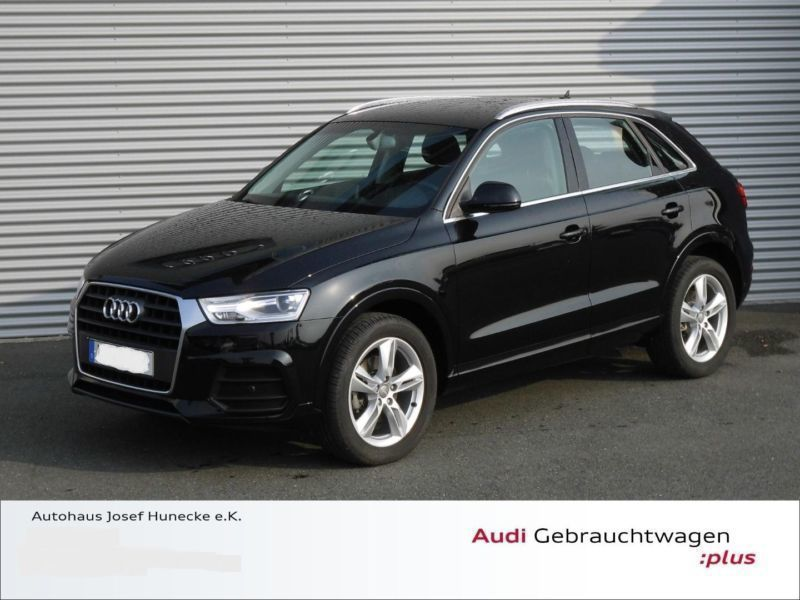 verkauft audi q3 sport gebraucht 2015 km in lippstadt. Black Bedroom Furniture Sets. Home Design Ideas