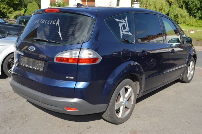 verkauft ford s max titanium gebraucht 2007 km in sontra. Black Bedroom Furniture Sets. Home Design Ideas