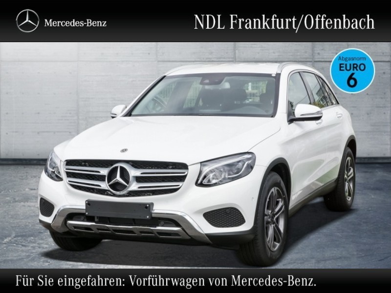 verkauft mercedes glc220 d 4matic gebraucht 2017 km in frankfurt am mai. Black Bedroom Furniture Sets. Home Design Ideas