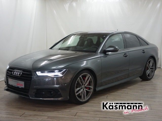 verkauft audi a6 limousine gebraucht 2015 km in. Black Bedroom Furniture Sets. Home Design Ideas
