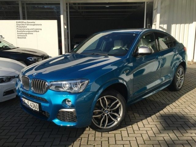 gebraucht m40i bmw x4 2016 km 100 in altdorf autouncle. Black Bedroom Furniture Sets. Home Design Ideas