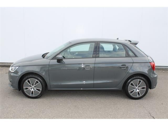 verkauft audi a1 sportback 1 4 tdi adm gebraucht 2016 km in gotha. Black Bedroom Furniture Sets. Home Design Ideas