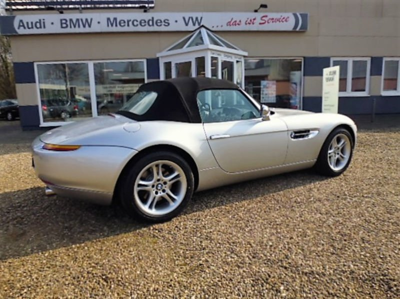 43 gebrauchte bmw z8 bmw z8 gebrauchtwagen autouncle. Black Bedroom Furniture Sets. Home Design Ideas