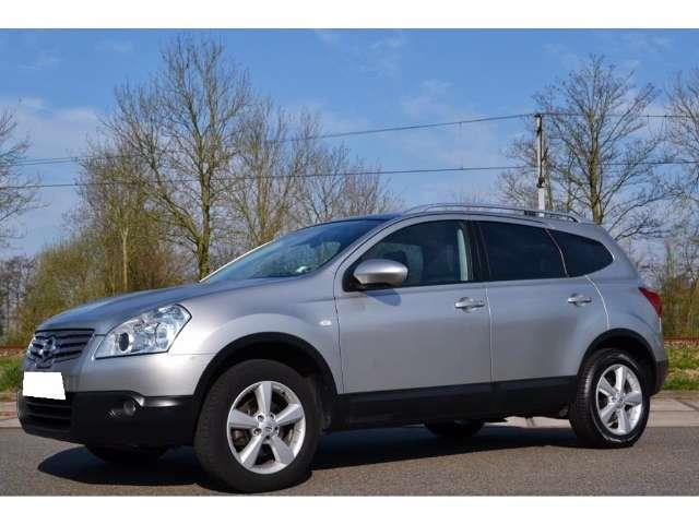 verkauft nissan qashqai 2 2 0 tekna gebraucht 2009 km in b rgel. Black Bedroom Furniture Sets. Home Design Ideas