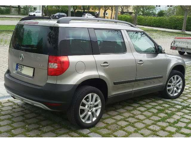 verkauft skoda yeti 1 2 tsi ambition p gebraucht 2011. Black Bedroom Furniture Sets. Home Design Ideas