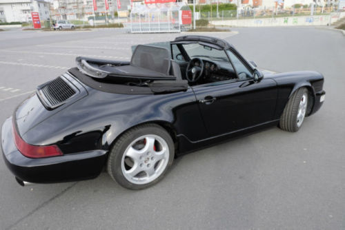 verkauft porsche 964 c2 cabrio gebraucht 1991 km in griesheim. Black Bedroom Furniture Sets. Home Design Ideas