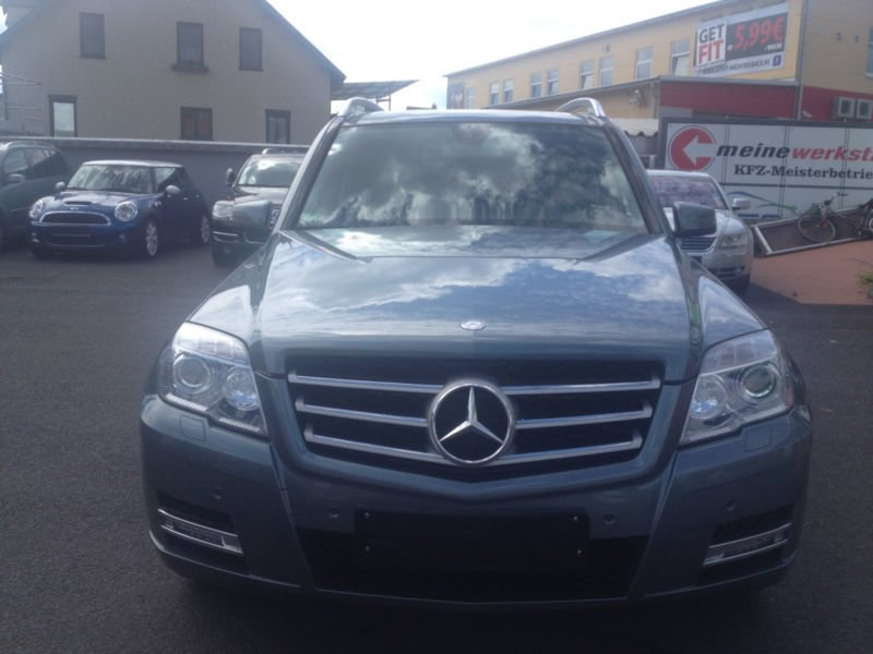 verkauft mercedes glk350 glk klassecdi gebraucht 2011 km in w chterbach. Black Bedroom Furniture Sets. Home Design Ideas