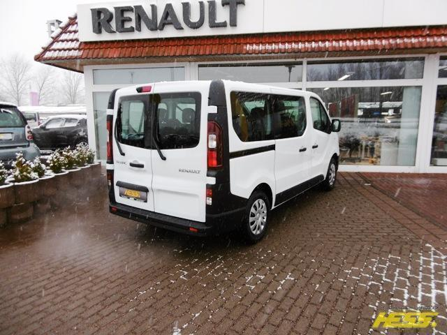 verkauft renault trafic energy dci 125 gebraucht 2016. Black Bedroom Furniture Sets. Home Design Ideas