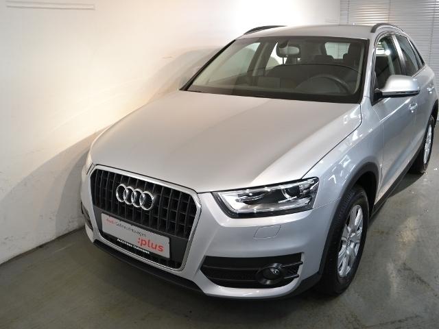 gebraucht Audi Q3 2.0 TDI Navi*Klima*Navi