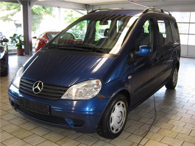 vaneo gebrauchte mercedes vaneo kaufen 423 g nstige autos zum verkauf. Black Bedroom Furniture Sets. Home Design Ideas