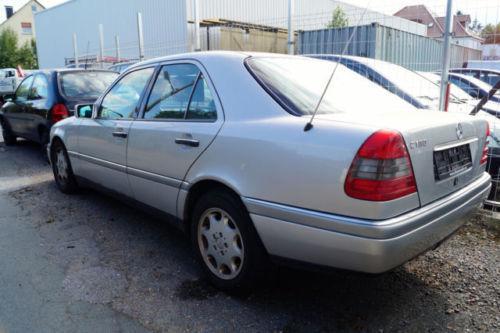 Verkauft Mercedes C180 C Klasse Lim Gebraucht 1995 137
