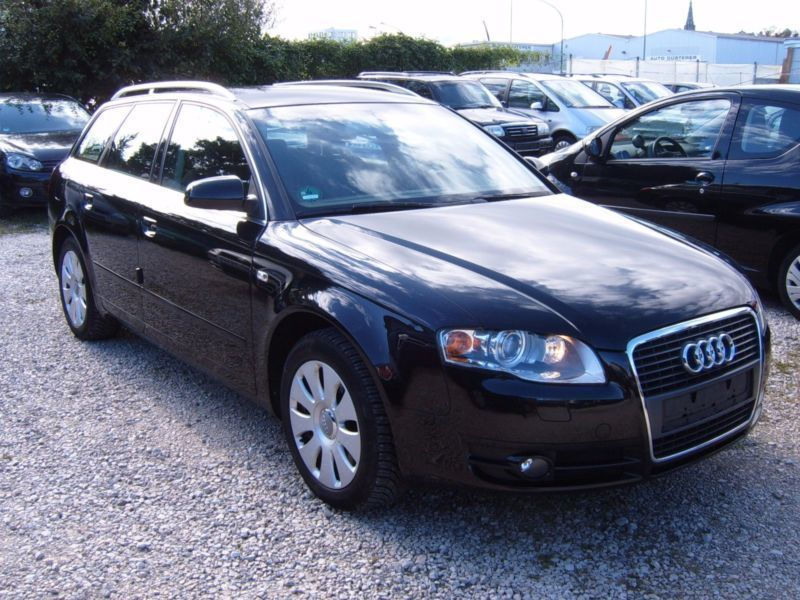 verkauft audi a4 avant 2 0 gebraucht 2006 km in. Black Bedroom Furniture Sets. Home Design Ideas