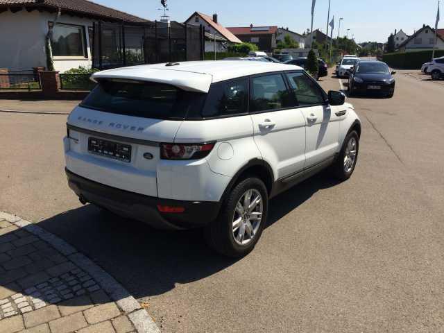 verkauft land rover range rover evoque gebraucht 2013 km in dietenheim. Black Bedroom Furniture Sets. Home Design Ideas
