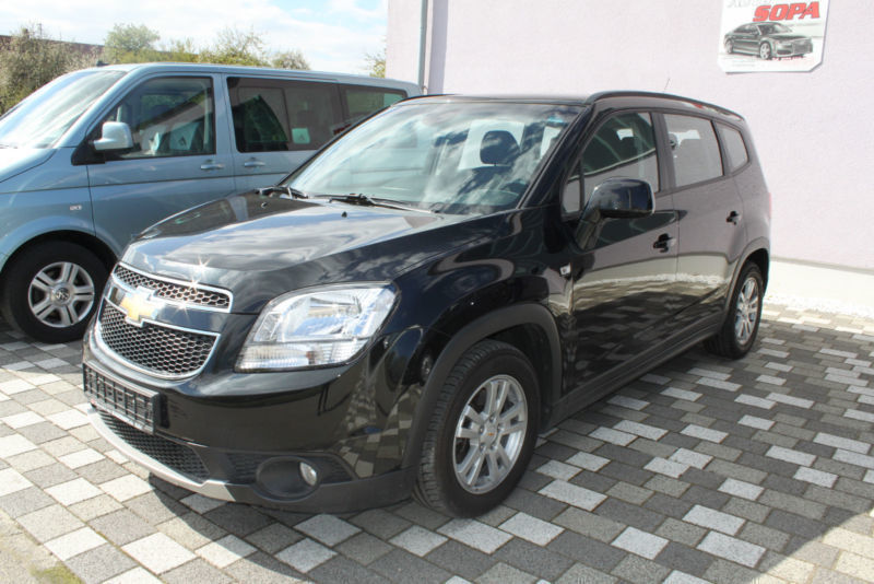 verkauft chevrolet orlando lt gebraucht 2012 km in sigmaringendorf. Black Bedroom Furniture Sets. Home Design Ideas