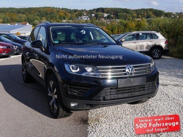 Verkauft VW Touareg R-Line Interieur /., gebraucht 2015, 46.800 km ...