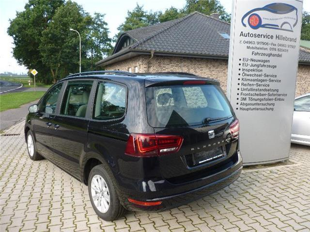 gebraucht 2 0tdi navi xenon upe 46750 37 seat alhambra 2016 km in tuttlingen. Black Bedroom Furniture Sets. Home Design Ideas