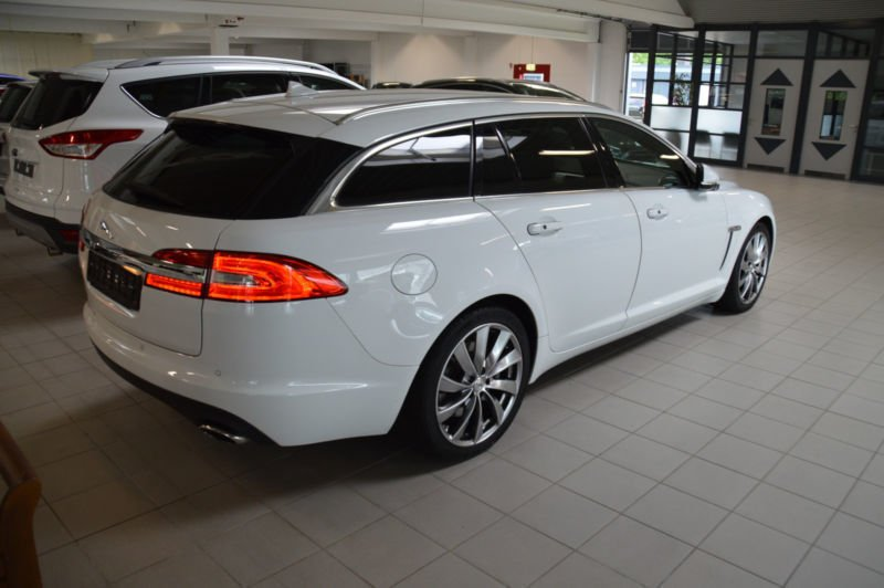 verkauft jaguar xf sportbrake 2 2 dies gebraucht 2014. Black Bedroom Furniture Sets. Home Design Ideas
