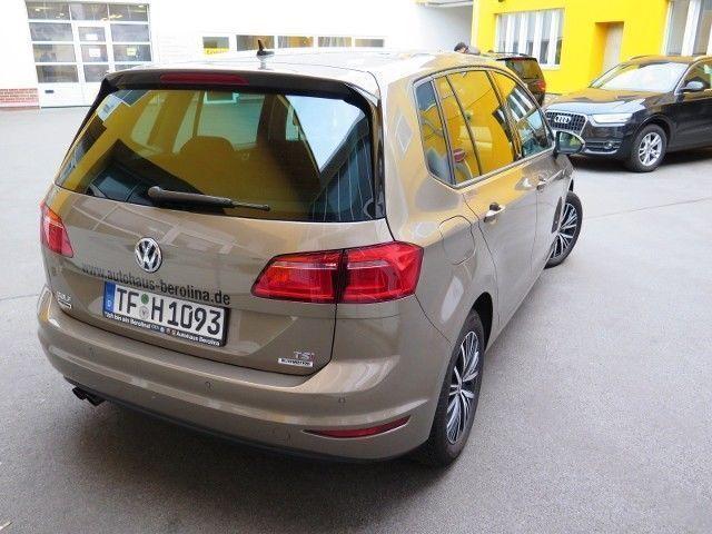 verkauft vw golf sportsvan 1 4 tsi bmt gebraucht 2017