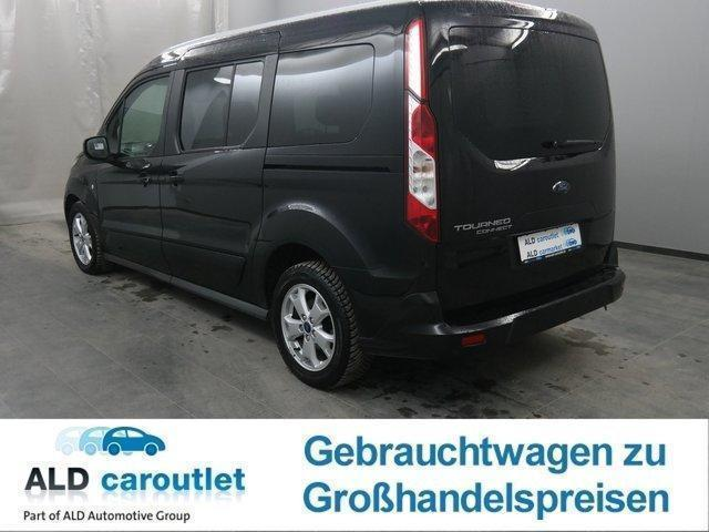 verkauft ford tourneo grand connect 1 gebraucht 2016 km in norderstedt. Black Bedroom Furniture Sets. Home Design Ideas