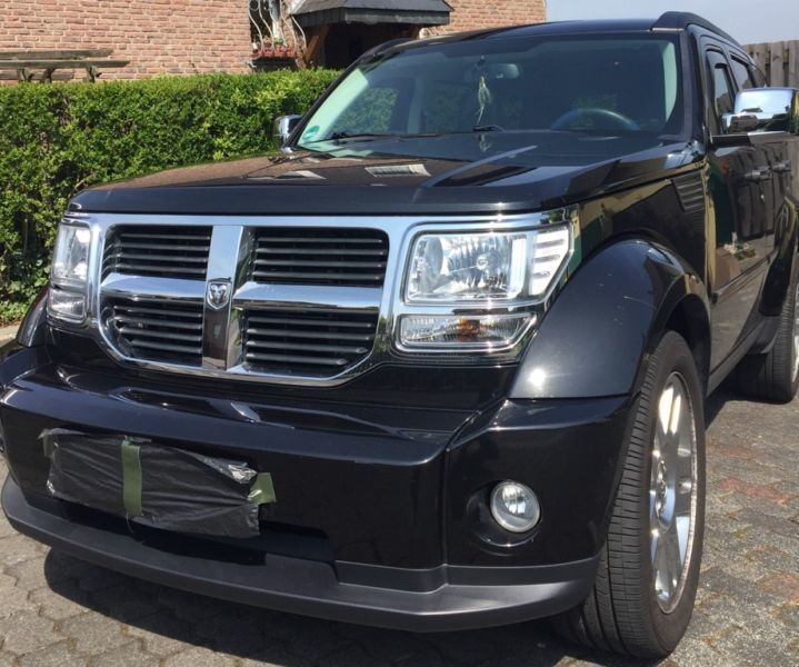 verkauft dodge nitro 2 8 crd dpf autom gebraucht 2007 km in k nigswinter. Black Bedroom Furniture Sets. Home Design Ideas