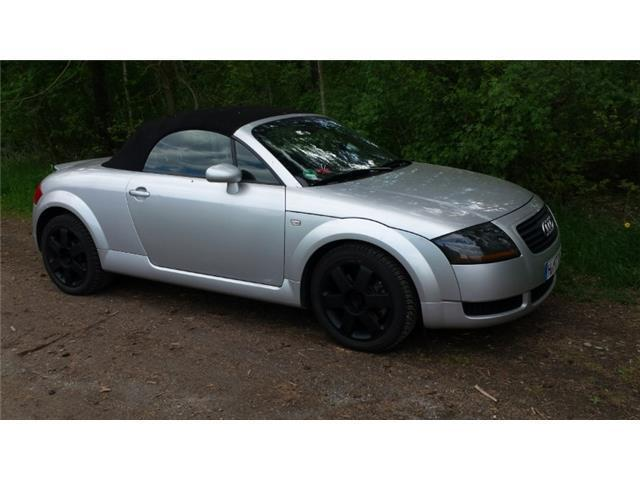 verkauft audi tt roadster 1 8 t gebraucht 1998 km in burgdorf. Black Bedroom Furniture Sets. Home Design Ideas