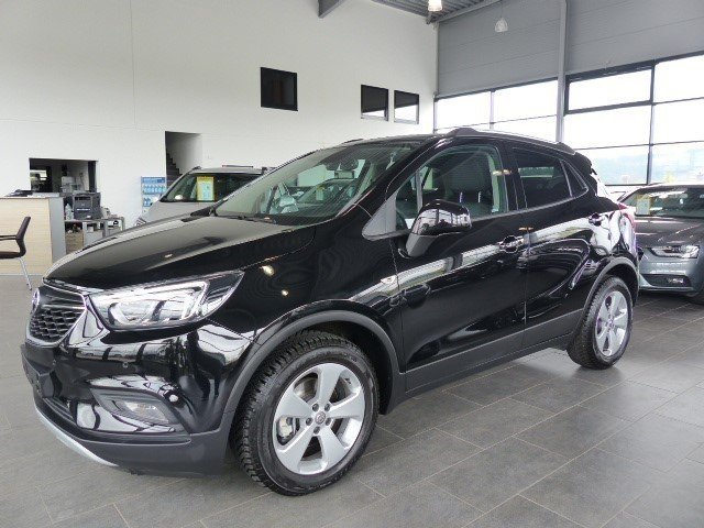 gebraucht mokka1 4t 4x4 neues modell sofort led navi pdc opel mokka x 2017 km in attendorn. Black Bedroom Furniture Sets. Home Design Ideas