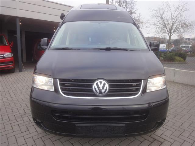 gebraucht t5polyroof vw california 2009 km in. Black Bedroom Furniture Sets. Home Design Ideas