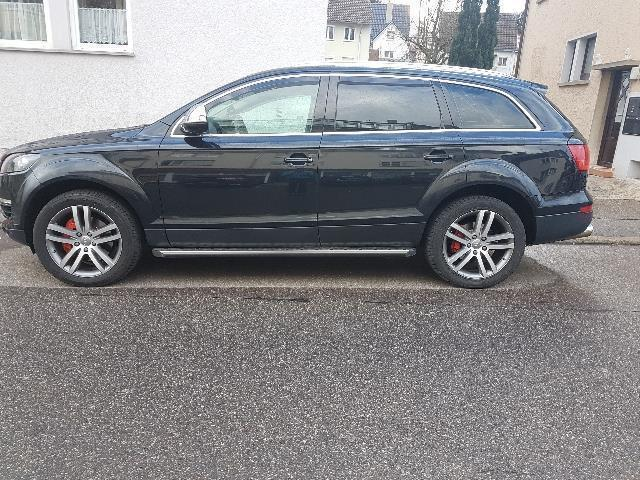 verkauft audi q7 3 0 tdi dpf quattro t gebraucht 2006 km in waiblingen. Black Bedroom Furniture Sets. Home Design Ideas