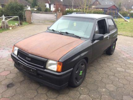 Verkauft Opel Corsa A Gsi C20ne Tu Gebraucht 1991 30000 Km