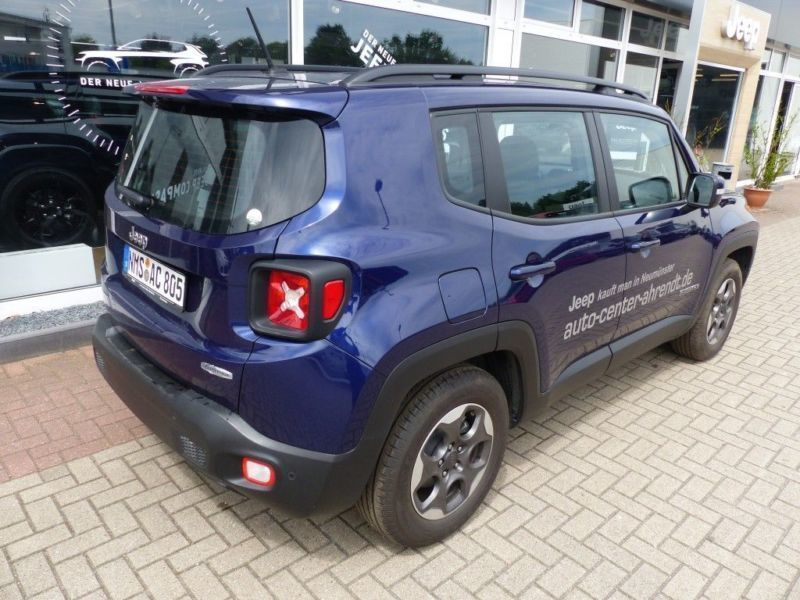 verkauft jeep renegade 1 6 e torq long gebraucht 2016 km in neum nster. Black Bedroom Furniture Sets. Home Design Ideas