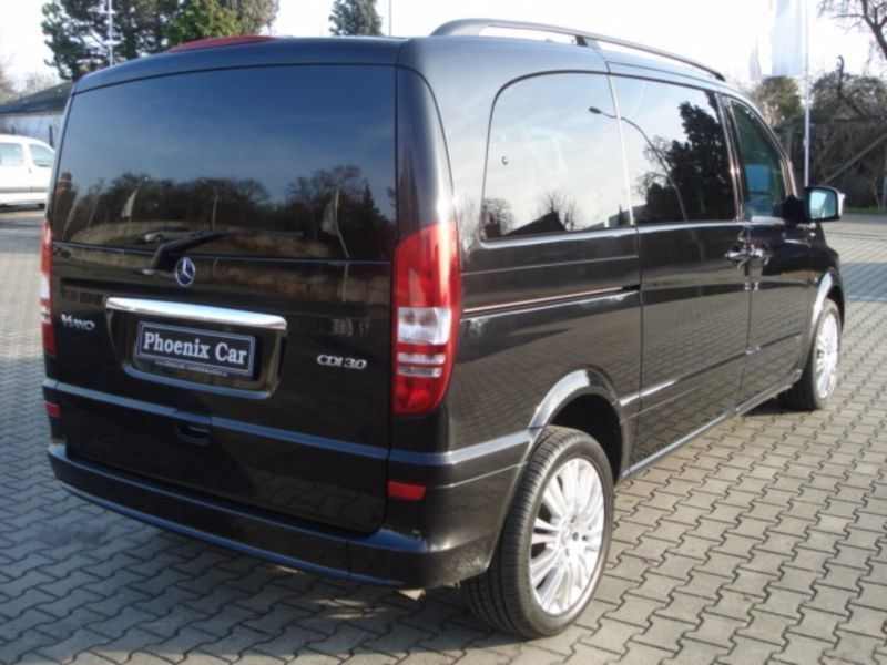 verkauft mercedes viano 3 0 cdi dpf ko gebraucht 2011 km in berlin. Black Bedroom Furniture Sets. Home Design Ideas