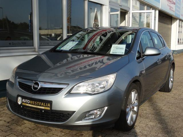 verkauft opel astra 1 7 innovation nav gebraucht 2011 km in bielefeld. Black Bedroom Furniture Sets. Home Design Ideas