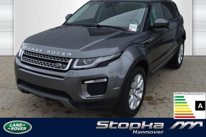 verkauft land rover range rover evoque gebraucht 2017 km in hamburg. Black Bedroom Furniture Sets. Home Design Ideas