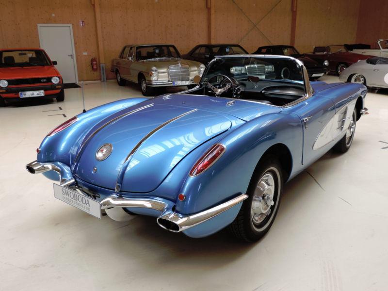 c1 gebrauchte corvette c1 kaufen 31 g nstige autos zum. Black Bedroom Furniture Sets. Home Design Ideas